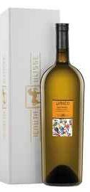 Вино белое полусухое  «Unico Pecorino Terre di Chieti» 2014 г., в подарочной упаковке