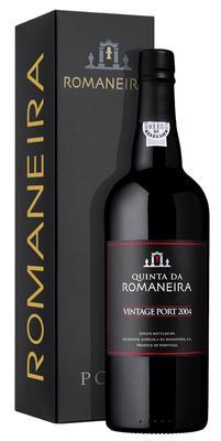 Портвейн «Quinta da Romaneira Vintage Port» 2004 г., в подарочной упаковке