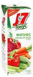 Сок «J7 Тонус Овощной микс»
