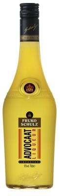 Ликер «Fruko Schulz Advocaat Liqueur»