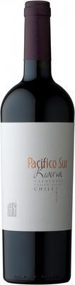 Вино красное сухое  «Pacifico Sur Carmenere Reserva » 2015 г.