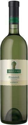 Вино белое сухое  «Marani Rkatsiteli»