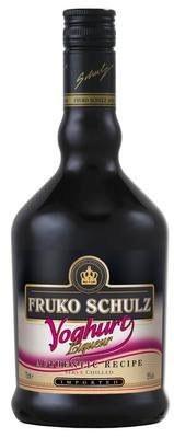 Ликер «Fruko Schulz Yoghurt»