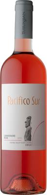 Вино розовое сухое «Pacifico Sur Carmenere Rose» 2015 г.