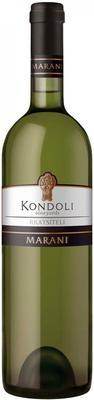 Вино белое сухое «Marani Kondoli Vineyards Rkatsiteli» 2012 г.