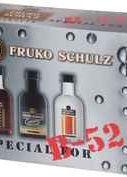 Набор из 3 бутылок ликера «Fruko Schulz B-52»