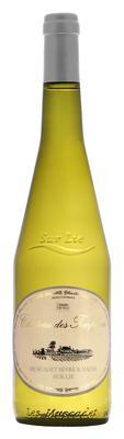 Вино белое сухое «Muscadet Sevre et Maine sur Lie. Chateau des Templiers» 2014 г.