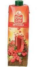Морс «Fine Life Брусничный»