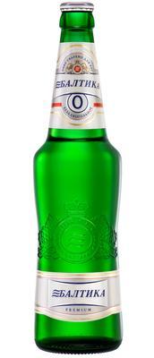 Пиво «Балтика №0»