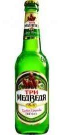 Пиво «Три Медведя»