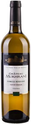 Вино белое сухое «Chateau Mukhrani Goruli Mtsvane» 2015 г.