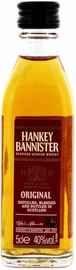 Виски шотландский «Hankey Bannister Original, 0.05 л»