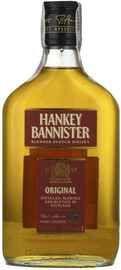 Виски шотландский «Hankey Bannister Original, 0.35 л»