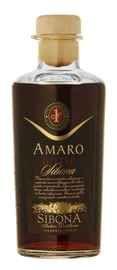 Граппа «Amaro Sibona»