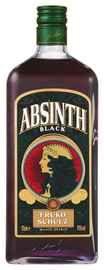 Ликер «Fruko Schulz Absinth Black»