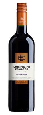 Вино красное сухое «LFE Carmenere Pupilla» 2012 г.