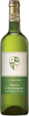 Вино белое сухое «I Colombi Vernaccia di San Giminiano» 2014 г.