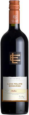 Вино красное сухое «LFE Reserva Malbec» 2012 г.