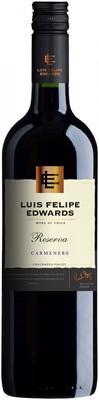 Вино красное сухое «LFE Reserva Carmenere» 2012 г.