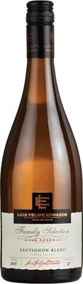 Вино белое сухое «LFE Gran Reserva Sauvignon Blanc» 2012 г.