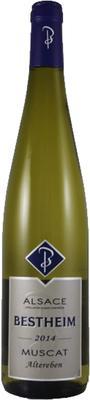 Вино белое полусухое «Alsace Bestheim Altereben Muscat» 2014 г.