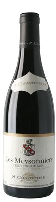 Вино красное сухое «Crozes-Hermitage Les Meysonniers M.Chapoutier» 2014 г.