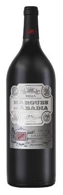 Вино красное сухое «Marques de Abadia Crianza, 1.5 л» 2012 г.