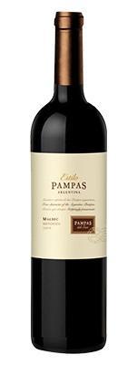 Вино красное сухое «Pampas del Sur Expressions Malbec» 2013 г.