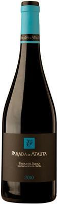 Вино красное сухое «Dominio de Atauta Parada de Atauta» 2010 г.