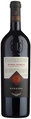 Вино красное сухое «Valleselle Rossara» 2011 г.