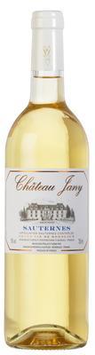 Вино белое сладкое  «Chateau Jany Sauternes» 2013 г.