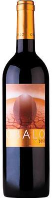 Вино красное сухое «Obalo Crianza» 2010 г.