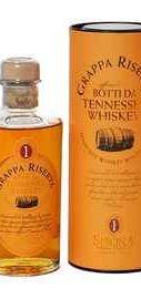 Граппа «Riserva Tennessy Whiskey Wood Finish Sibona» в металлической тубе