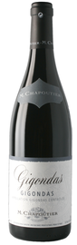 Вино красное сухое «Gigondas M.Chapoutier» 2014 г.