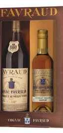 Набор «Favraud VSOP + Pineau des Charentes» в подарочной упаковке