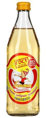 Газированный напиток «Лимонад Старые Добрые Традиции Оригинальный»