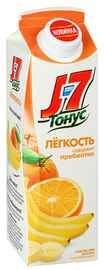 Сок «J7 Легкость апельсин и банан с пребиотиком, 1.45 л»