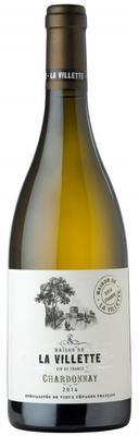 Вино белое сухое «Maison de La Villette Chardonnay»