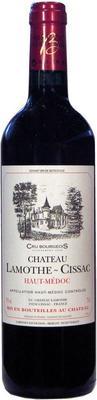 Вино красное сухое «Chateau Lamothe-Cissac Haut-Medoc Cru Bourgeois» 2008 г.