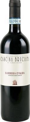 Вино красное сухое «Barbera d'Alba Cascina Bruciata» 2014 г.