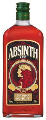 Абсент «Fruko Schulz Absinth Red»