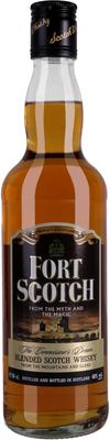 Виски шотландский «Fort Scotch»