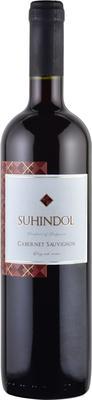 Вино красное сухое «Suhindol Cabernet Sauvignon»