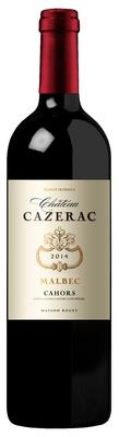 Вино красное сухое «Maison Bouey Chateau Cazerac»
