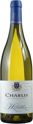 Вино белое сухое «Domaine Hamelin Chablis» 2014 г.