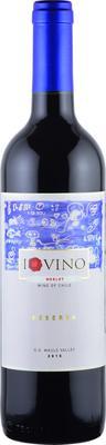 Вино красное сухое «I Vino Merlot Reserva»