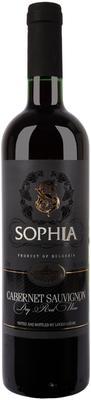 Вино столовое красное сухое «Sophia Cabernet Sauvignon»