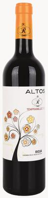 Вино красное сухое «Altos R Rioja Tempranillo»
