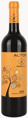 Вино красное сухое «Altos R Rioja Crianza»