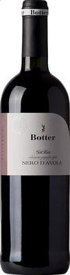 Вино красное сухое «Botter Nero d'Avola» 2015 г.